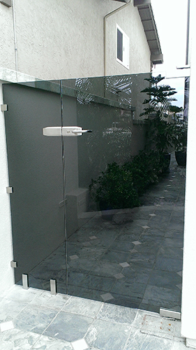 Railing And Exterior Doors Glass Window Solutions