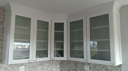 Cabinet Door Glass