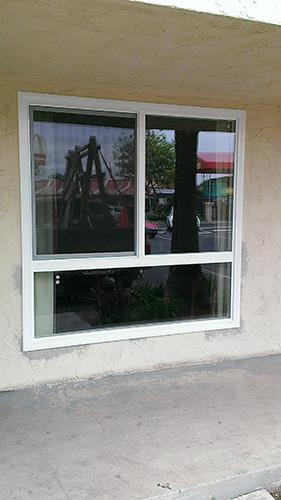 Combo Window