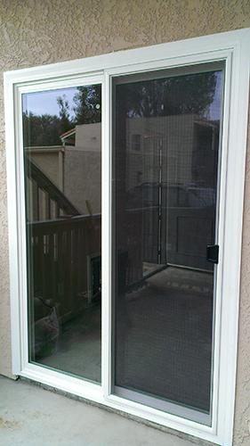 Retrofit Door